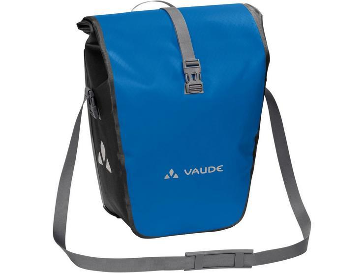 Vaude Aqua Back Pannier - Pair, Black/Alpine