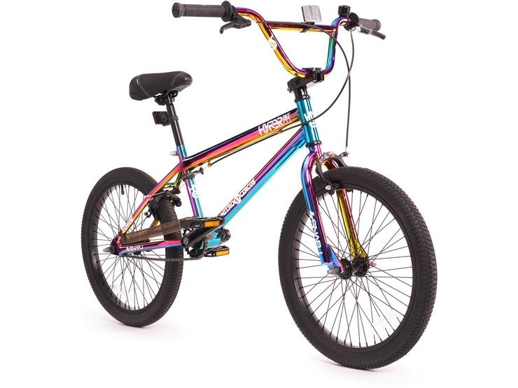 "Hyper Nitro Circus Jet Fuel BMX Bike - 20"" Wheel"