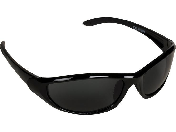 Halfords Full Frame Sunglasses - Black