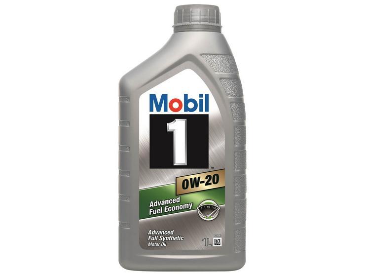 Mobil 1 0W/20 Oil 1L