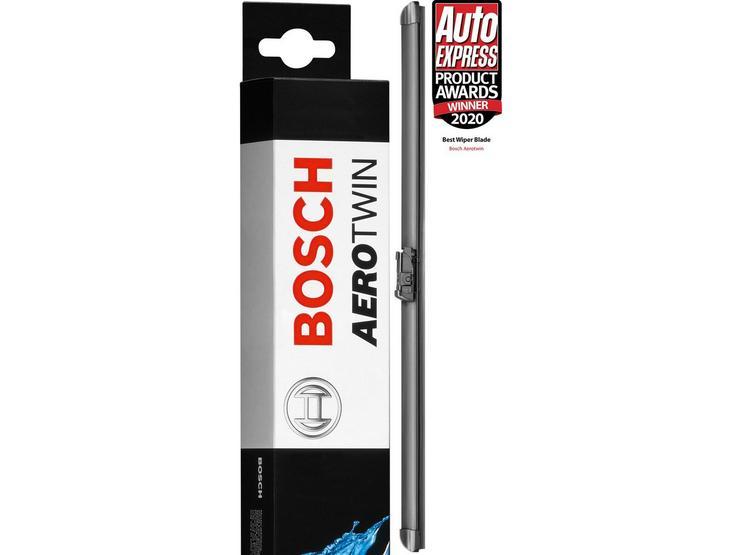 Bosch A354S Aerotwin Flat Wiper Blade Set - Front Pair