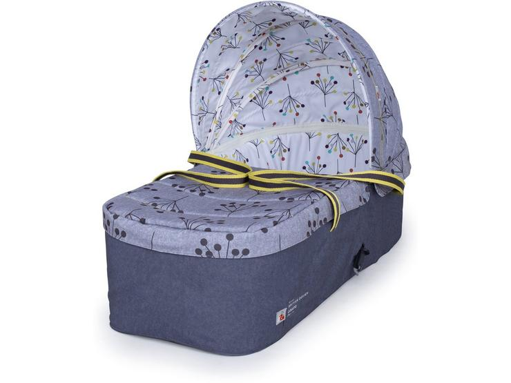 Cosatto Woosh XL Carrycot Hedgerow