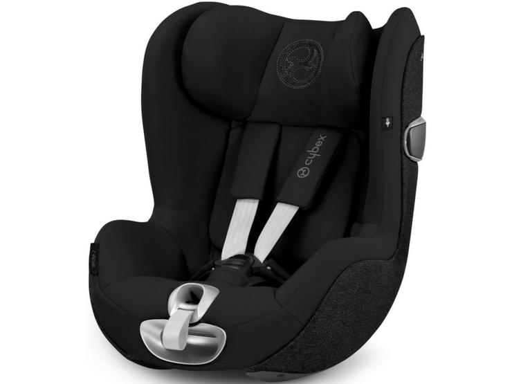 Cybex Sirona Z i-Size Group 0+/1 Car Seat - Deep Black
