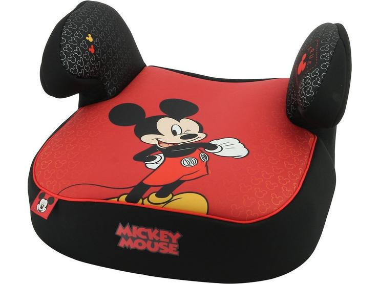Disney Dream Group 3 Low Back Booster Cushion - Mickey Mouse
