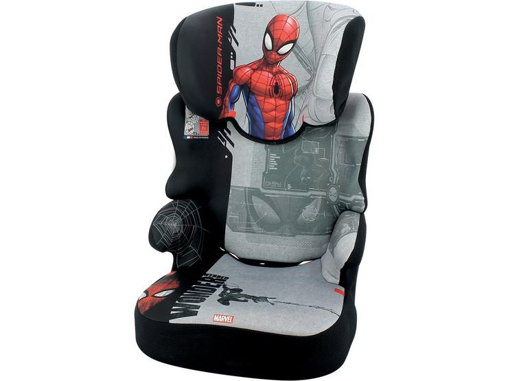 Marvel Spiderman Befix High Back Booster