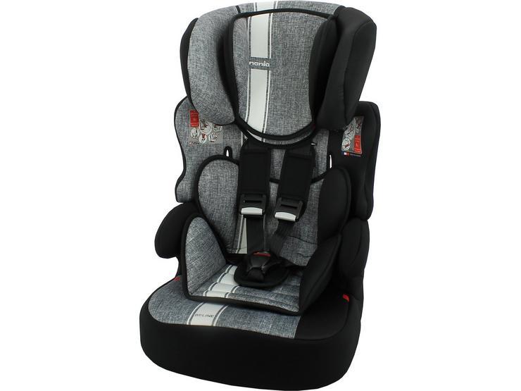Nania Beline Group 1/2/3 FIRST Linea Car Seat