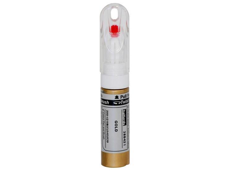 Halfords Gold Scratch & Chip Repair Pen