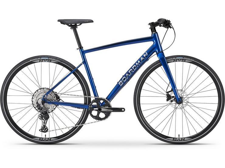Boardman HYB 8.9 Mens Hybrid Bike 2021 - Large