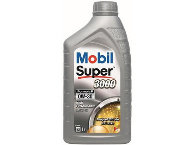 Mobil Sup3000 Form P 0W30 Engine Oil 1L