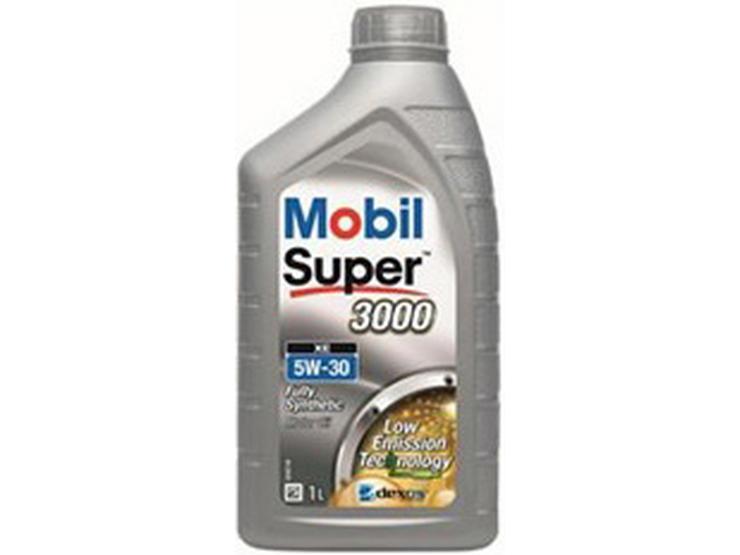 Mobil Super 3000 XE 5W30 Oil 1L