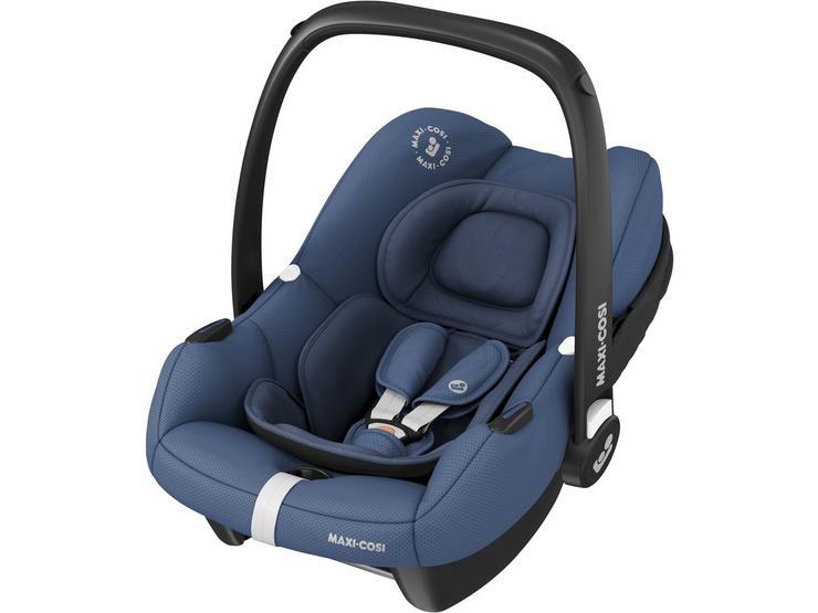 Maxi-Cosi Tinca Group 0+ Baby Car Seat - Essential Blue