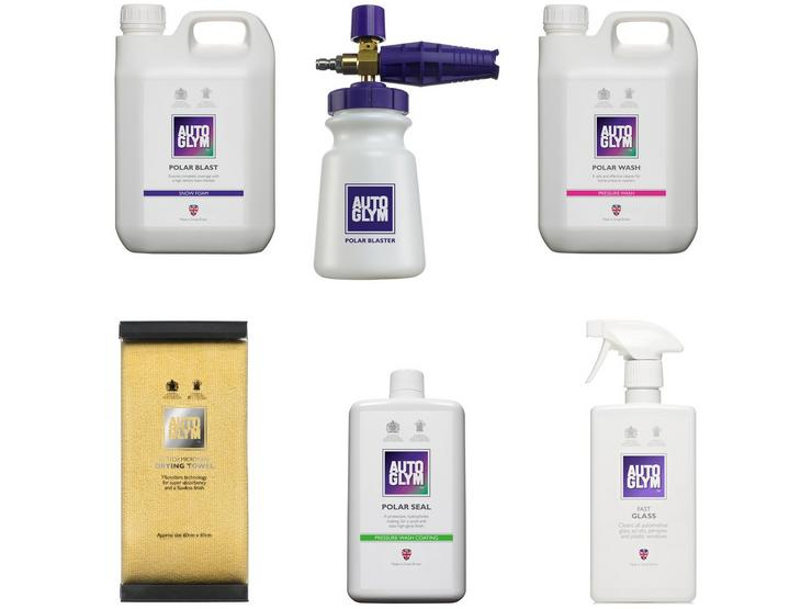 Autoglym Polar Cleaning Collection