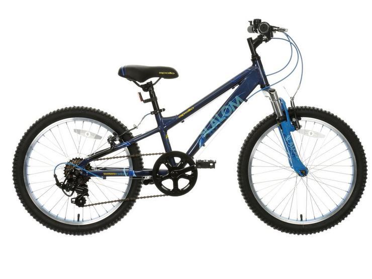 "Apollo Slalom Junior Mountain Bike - 20"" Wheel"