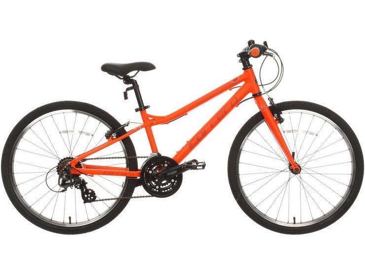 "Carrera Abyss Junior Hybrid Bike - 24"" Wheel"