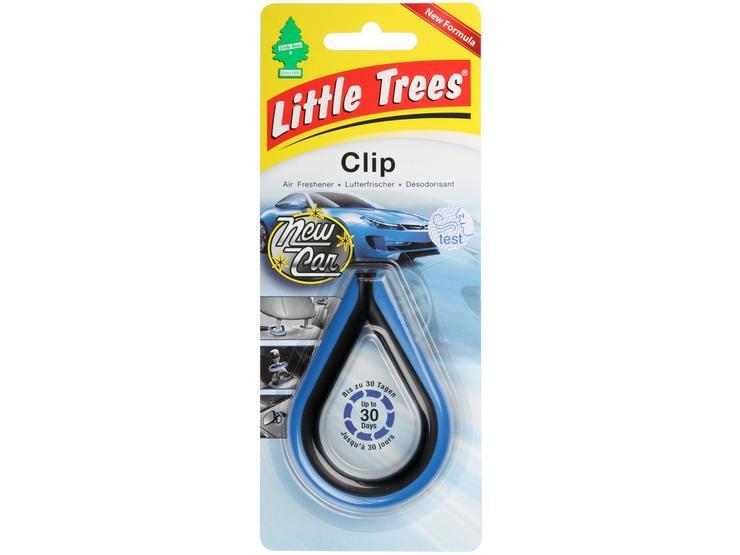 Little Tree Clip New Car Scent