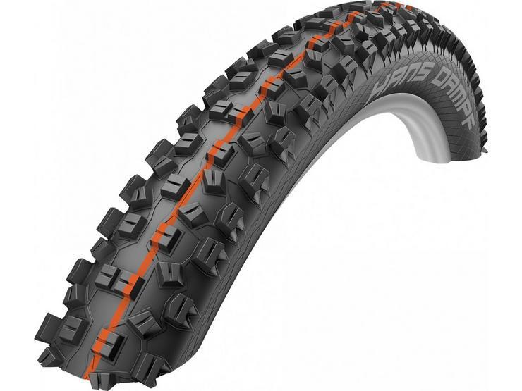 "Schwalbe Hans Dampf Tubeless Folding Tyre Addix 27.5 x 2.35"""