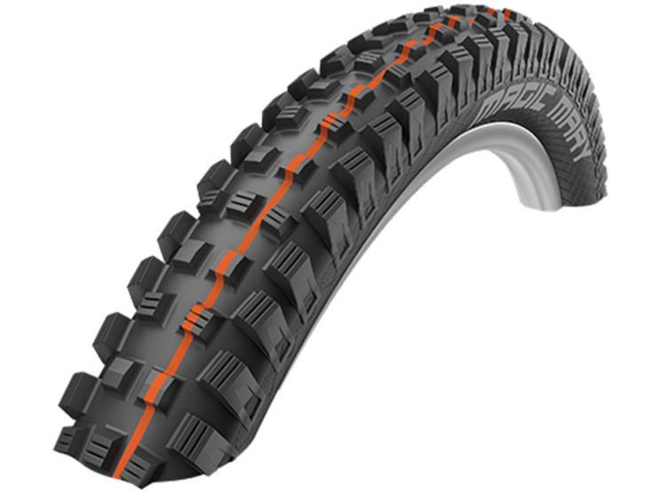"Schwalbe Magic Mary Tubeless Folding Tyre 27.5 x 2.35"""