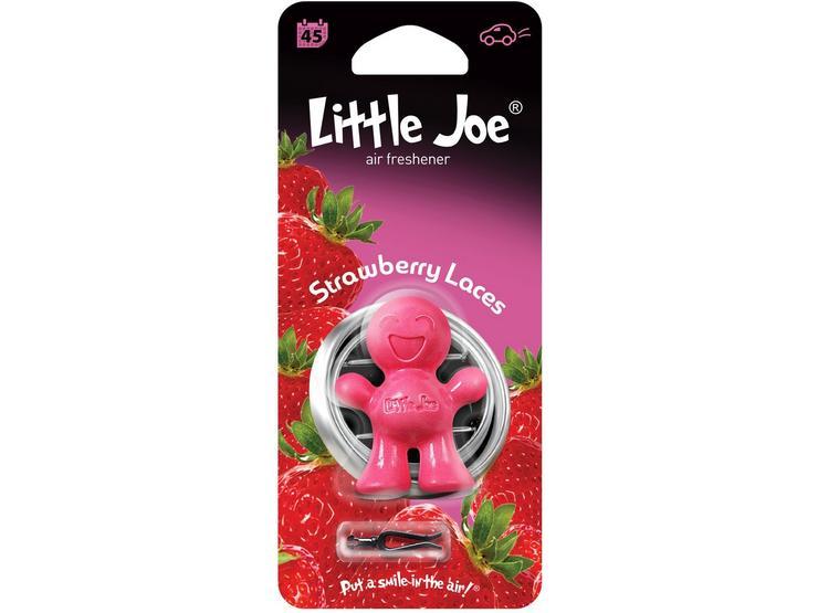 Little Joe Strawberry Laces Air Freshener