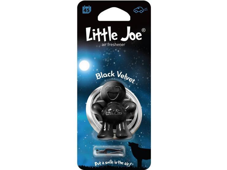 Little Joe Black Velvet Air Freshener