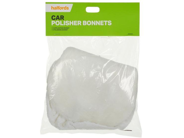 Halfords 240v Polishing Bonnets
