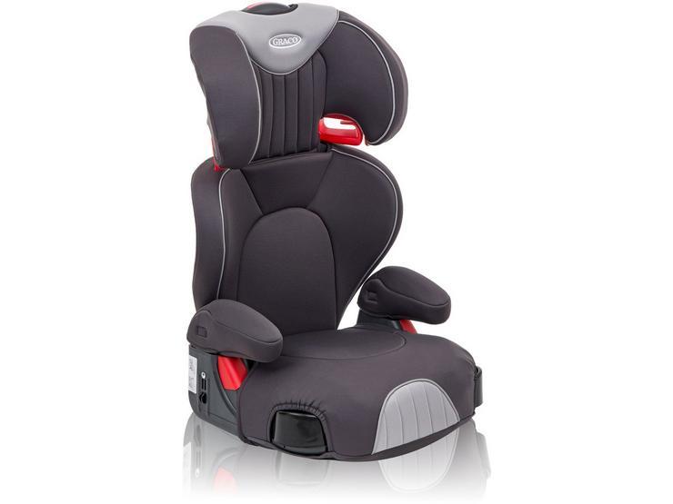 Graco Logico L Group 2/3 Child Car Seat - Iron