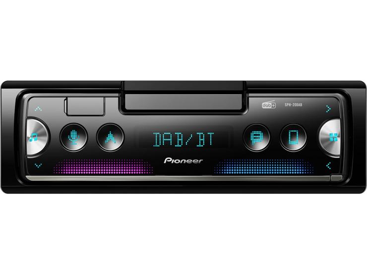 Pioneer SPH-20DAB Smartphone Receiver DAB Car Stereo
