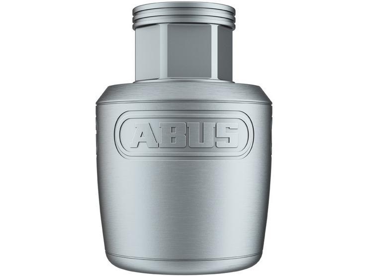 Abus Nutfix M5 Axle Locking Nut - 120/150 Silver
