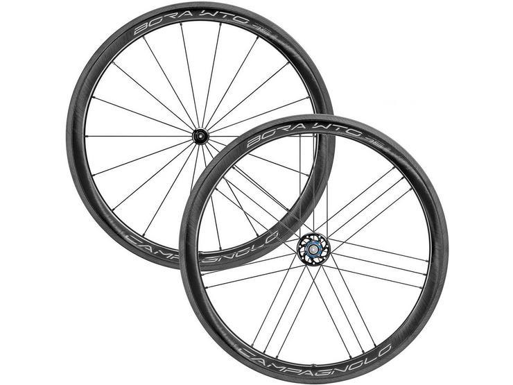 Campagnolo Bora WTO 45 Wheelset, 700c, Shimano