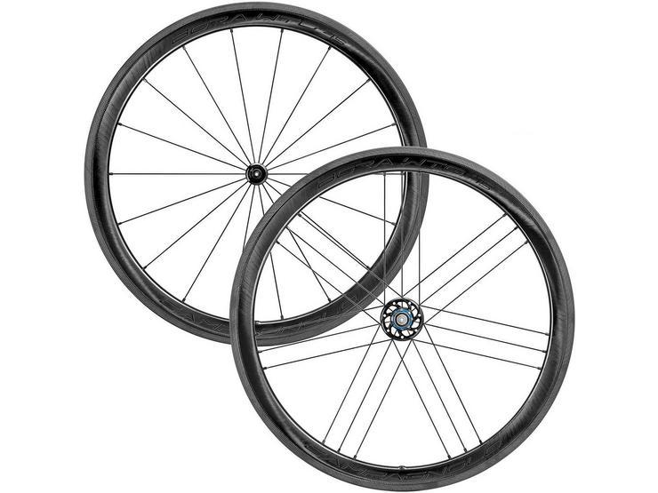 Campagnolo Bora WTO 45 Dark Label Wheelset, 700c, Campagnolo