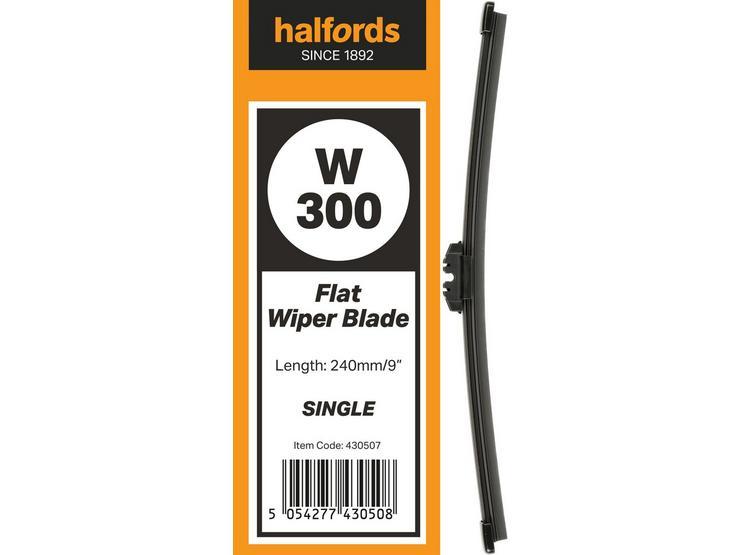 Halfords Rear Flat Wiper W300