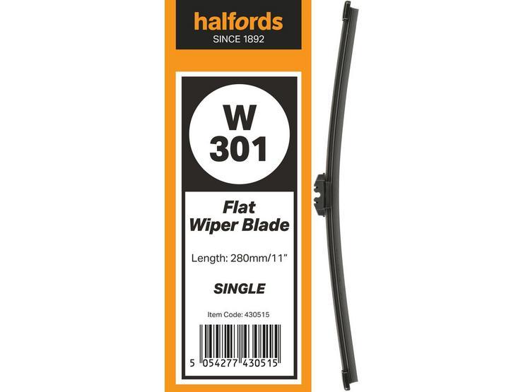 Halfords Rear Flat Wiper W301