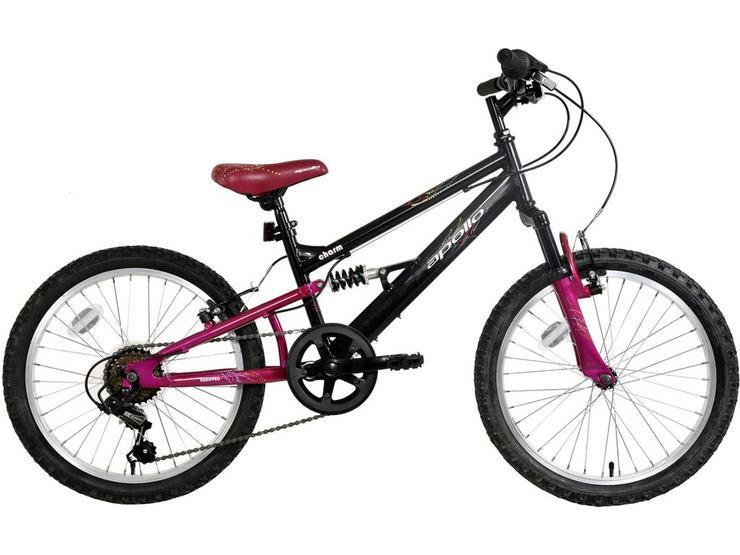 """Apollo Charm Junior Mountain Bike - 20"""" Wheel"""