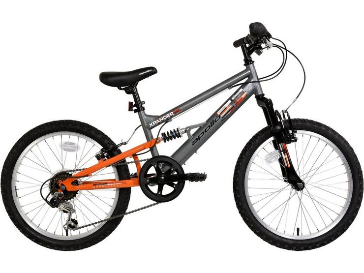 "Apollo Xpander Kids Mountain Bike - 20"" Wheel"