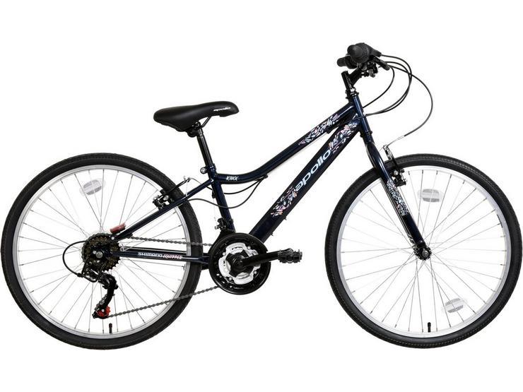 """Apollo Kinx Junior Hybrid Bike - 24"""" Wheel"""