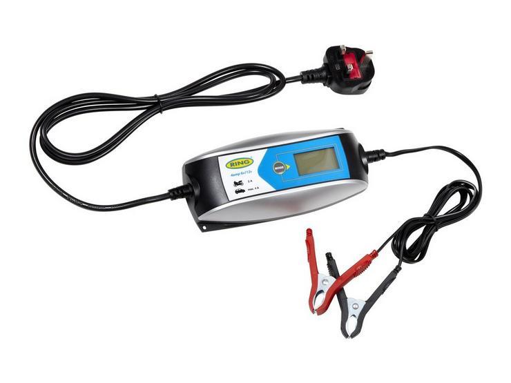 Ring 6V/12V Smart Car Battery Charger