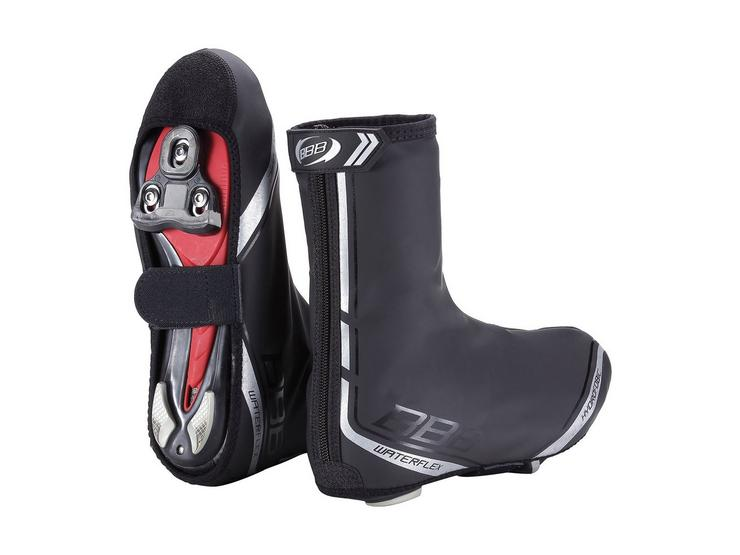 BBB WaterFlex Overshoes Black, 37-38