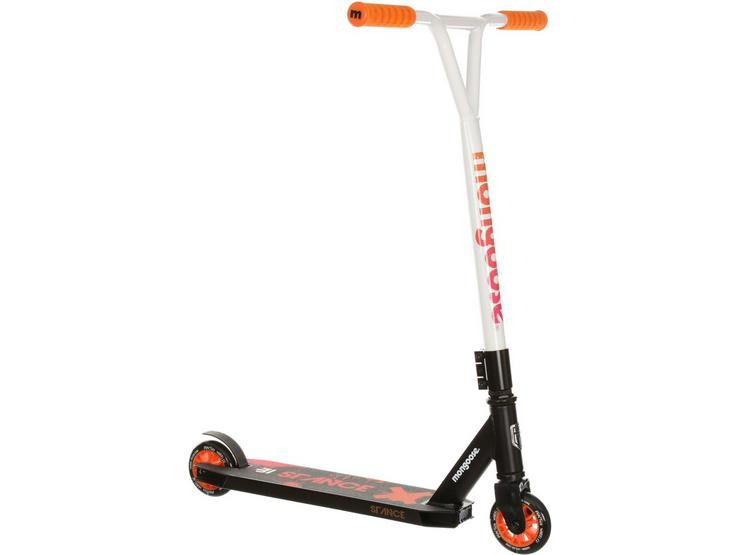 Mongoose Stance Stunt Scooter 2021 - Orange/White