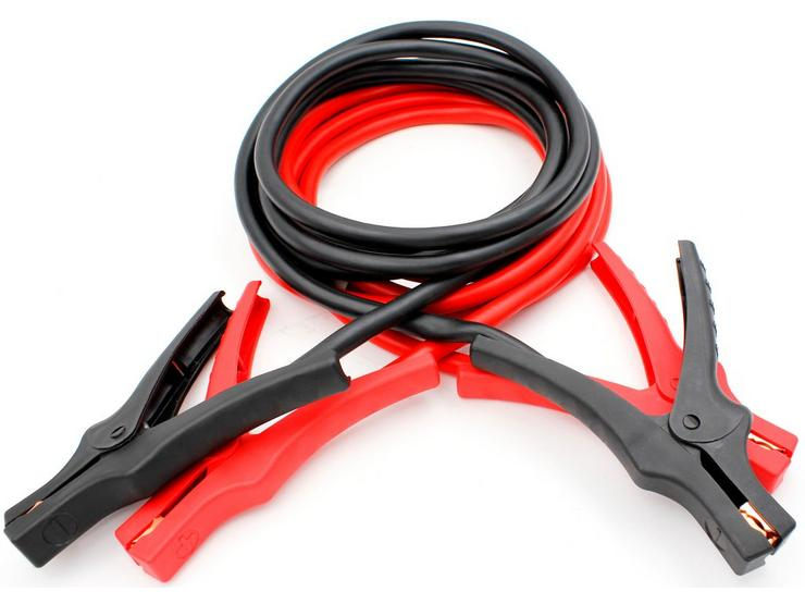 Halfords Up to 4L Jump Leads.