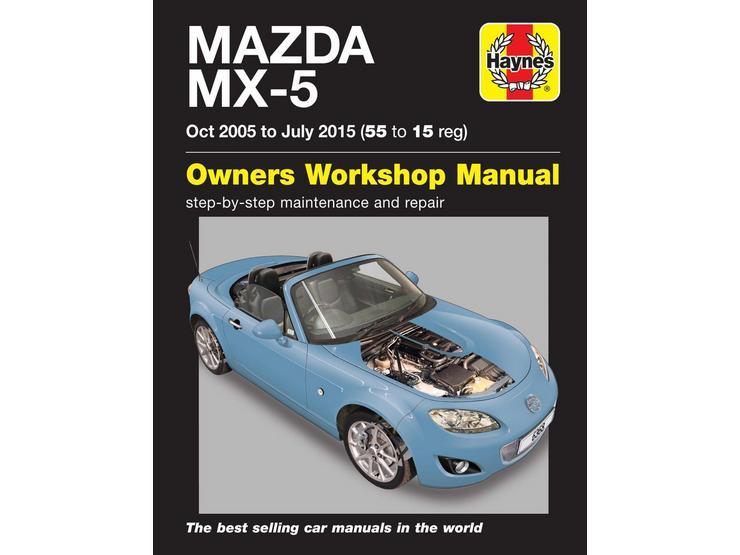 Haynes Mazda MX5 (05-15) Manual
