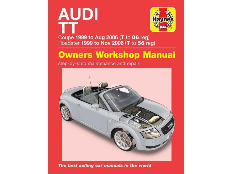 Haynes Audi TT (99-06) - Manual