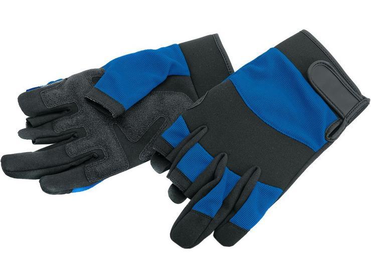 Draper Three Finger Framers Gloves Large