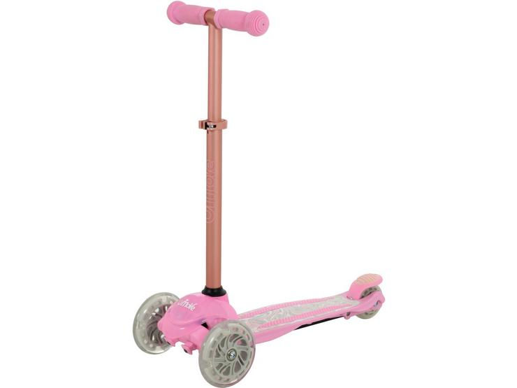 U-Move LED Scooter - Pearl Pink