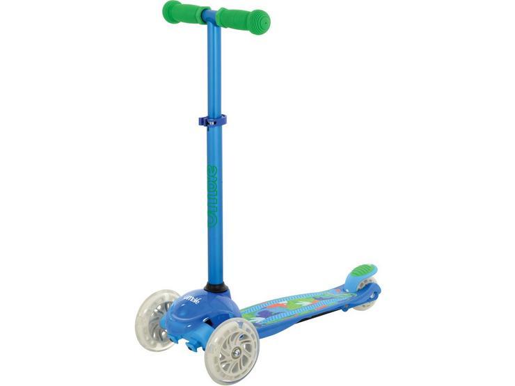 U-Move LED Scooter - Green Dino
