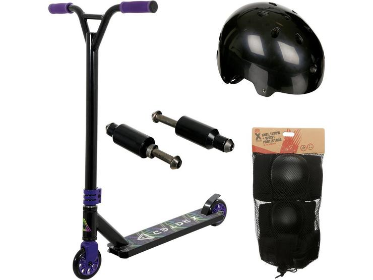 X-Rated Gameover Scooter Bundle