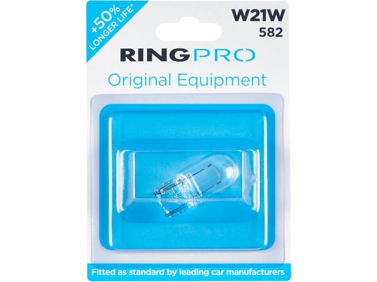 Ring Pro 582 R5W Car Bulb Single Pack