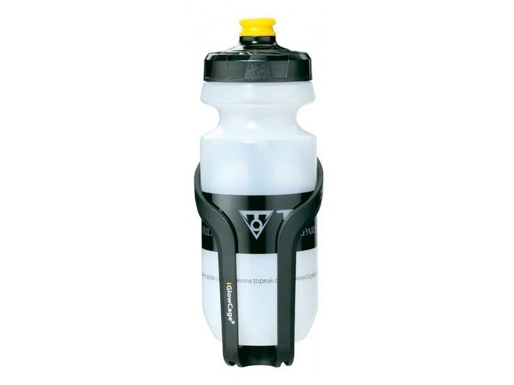 Topeak iglow Water Bottle & Cage