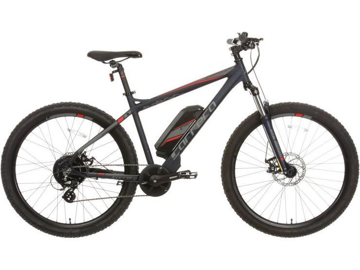 "Carrera Vengeance E Mens Electric Mountain Bike 2.0 - 18"", 20"" Frames"