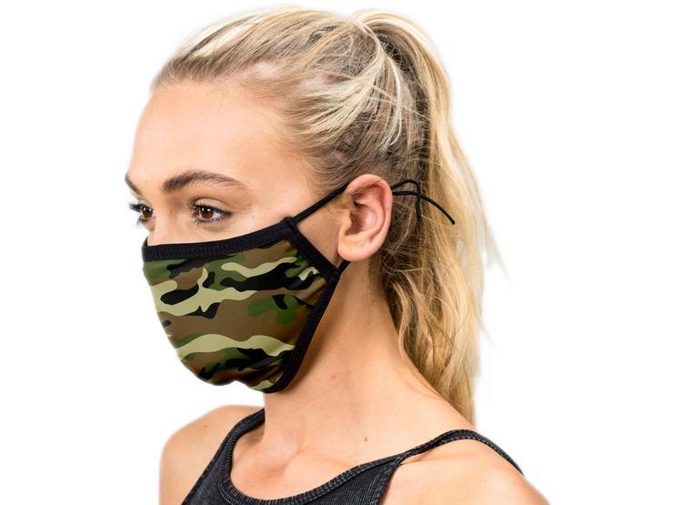 Scimitar Face Mask