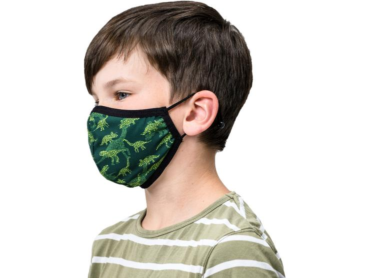 Scimitar Kids Face Mask