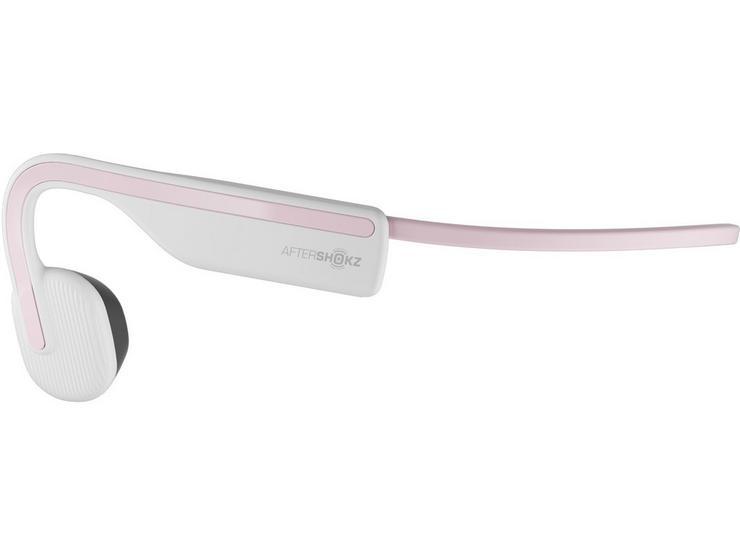 AfterShokz OpenMove Bluetooth Headphones - Himalayan Pink